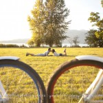 engagement session at spanish banks by vancouver wedding photographers www.lovetreephotography.ca