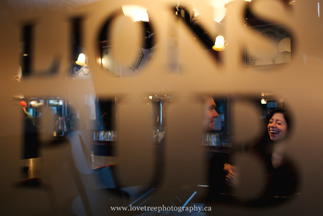lions pub engagement session