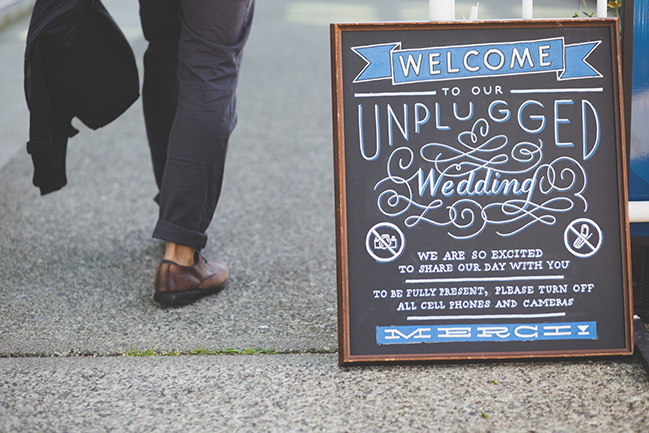 unplugged weddings in vancouver