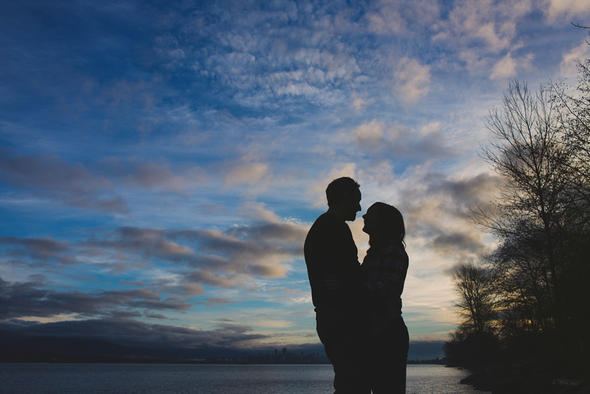 vancouver winter beach engagement session 01
