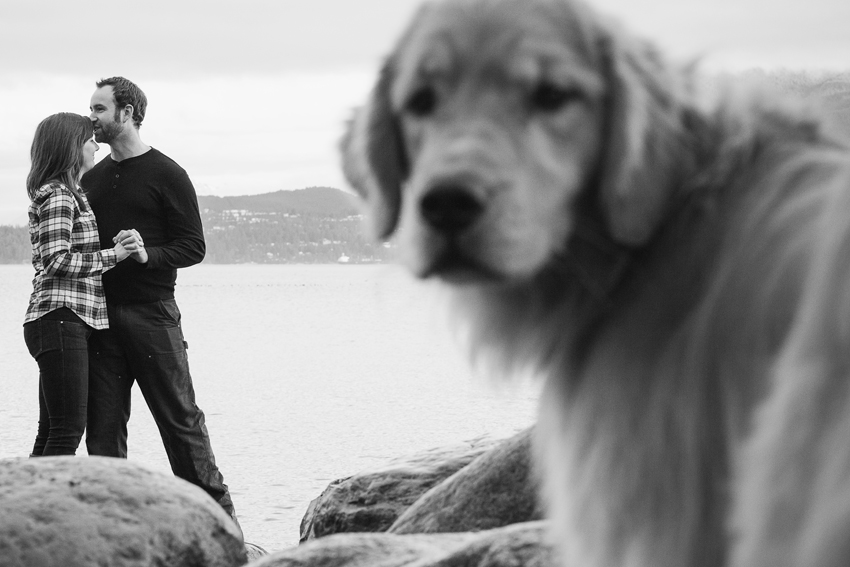 vancouver winter beach engagement session 06