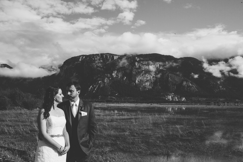 Howe Sound Brewing Company Wedding