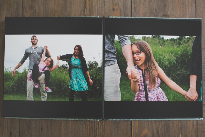 photography album design vancouver