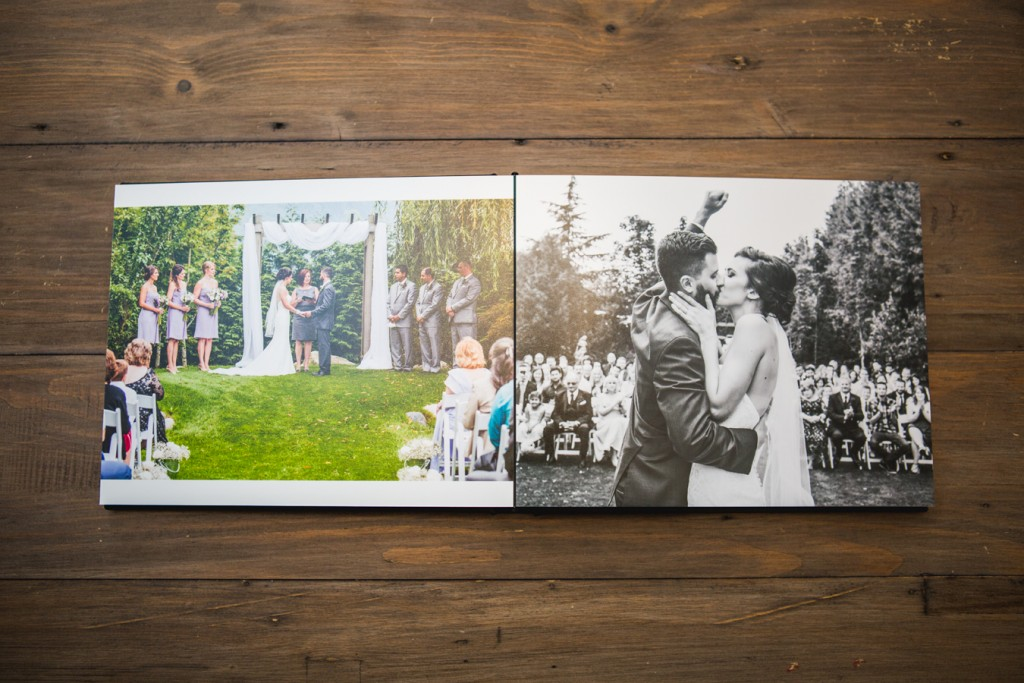 Love Tree Photography offers Premium Wedding Albums at their wedding photography studio in New Westminster