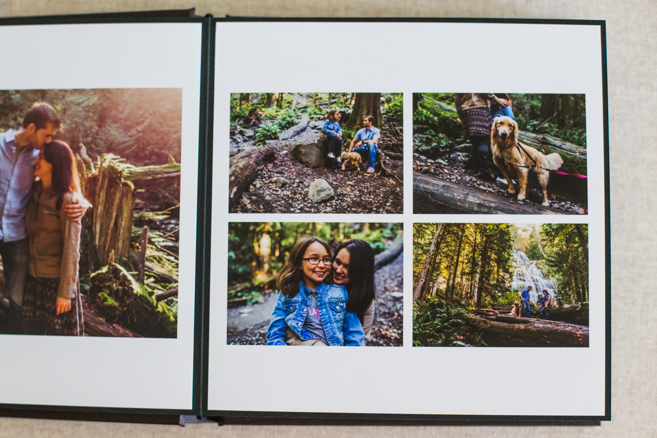 Professional Family Photo Albums