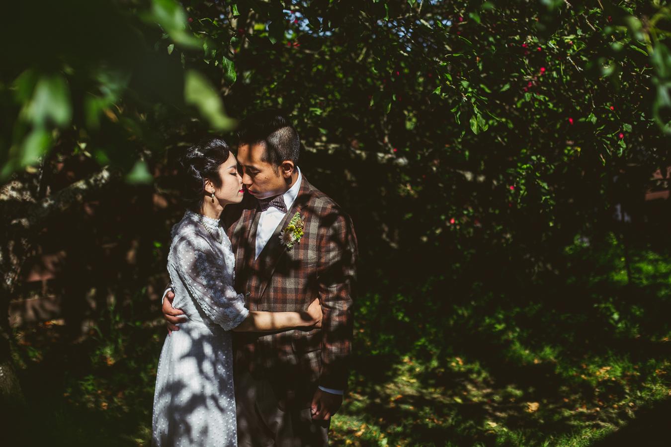 London Heritage Farm Wedding