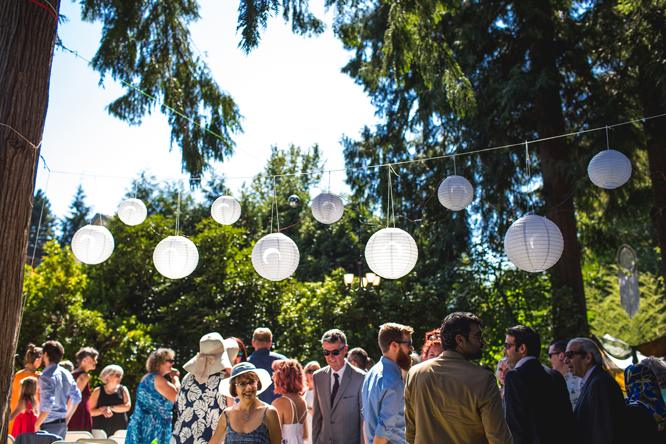 Squamish Boho wedding