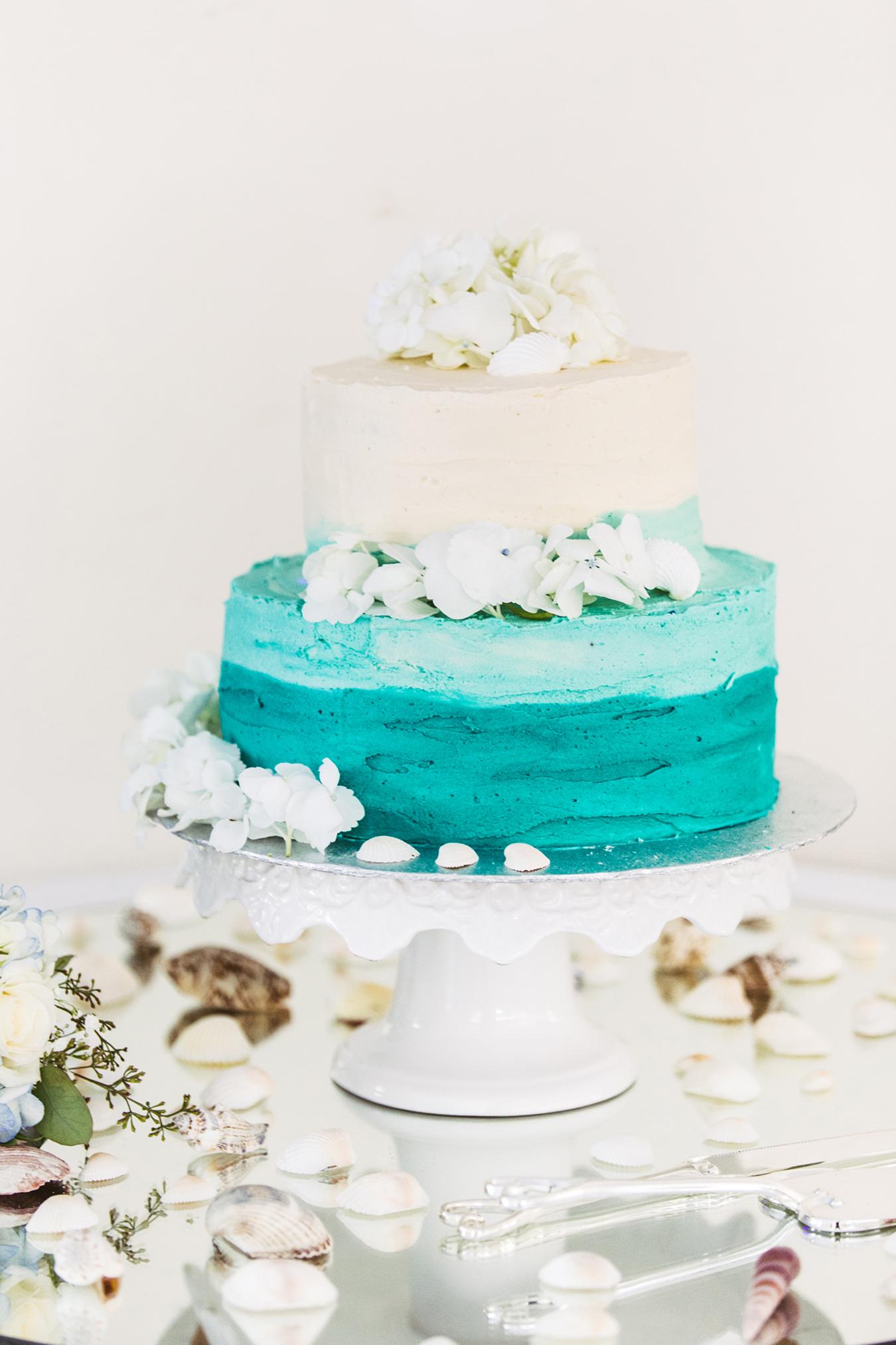 420-Friendly Beach Themed Wedding