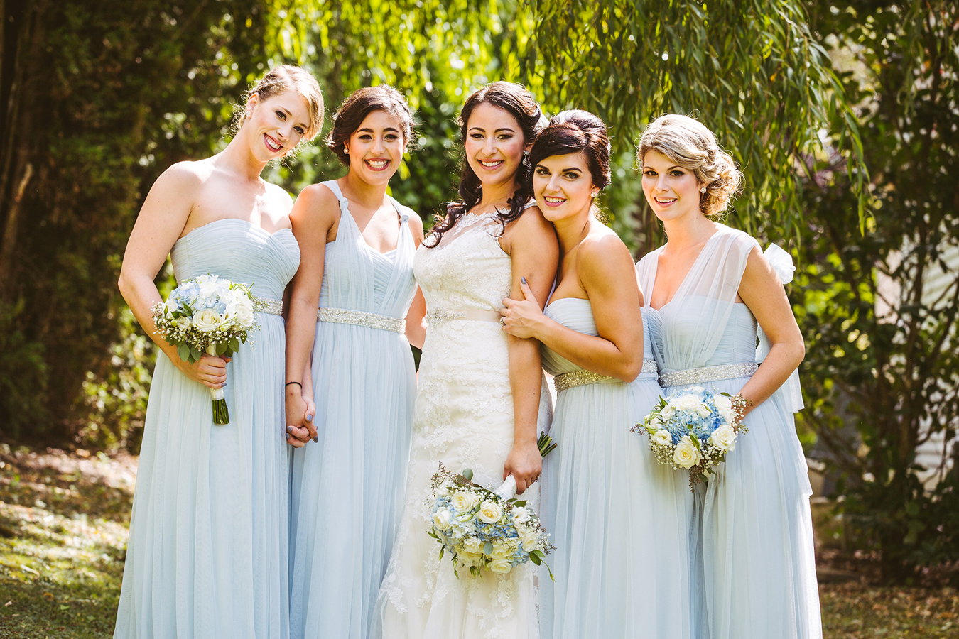 bridesmaids in langley