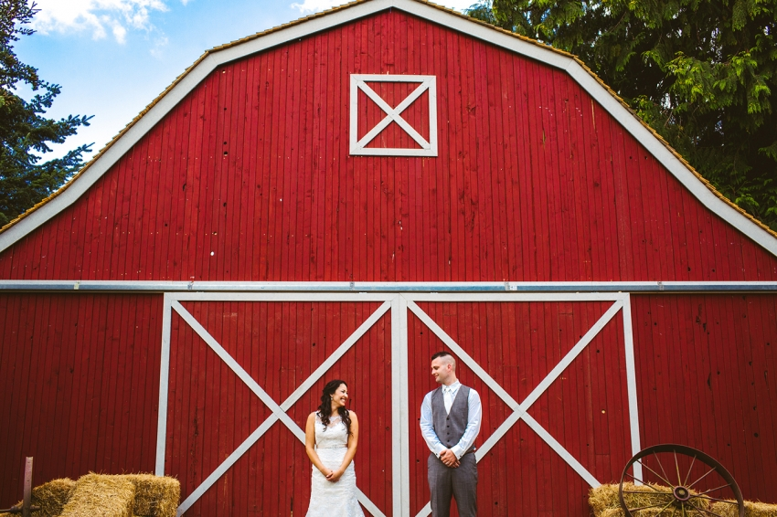 Barn Weddings in Vancouver, British Columbia