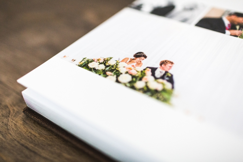 New York Wedding Albums