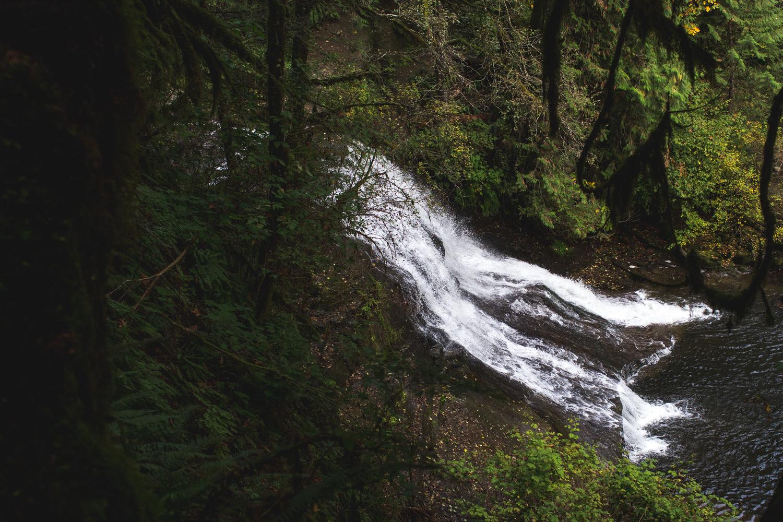 kanaka falls landscape