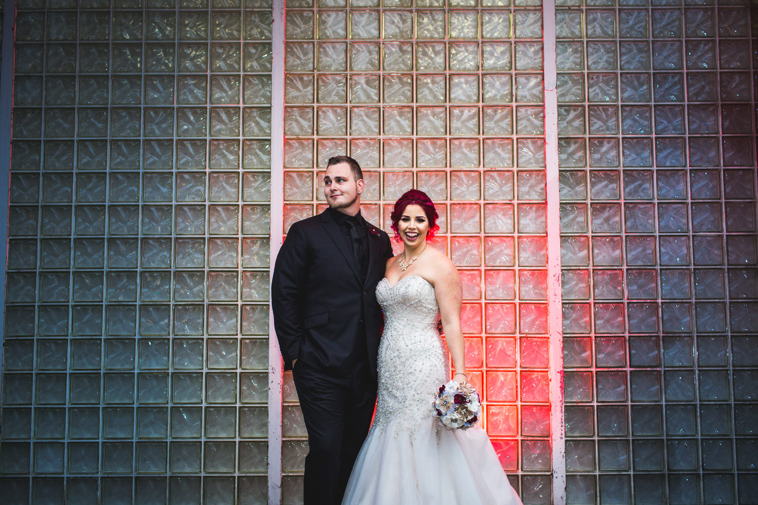 Outdoor wedding photography in Richmond BC