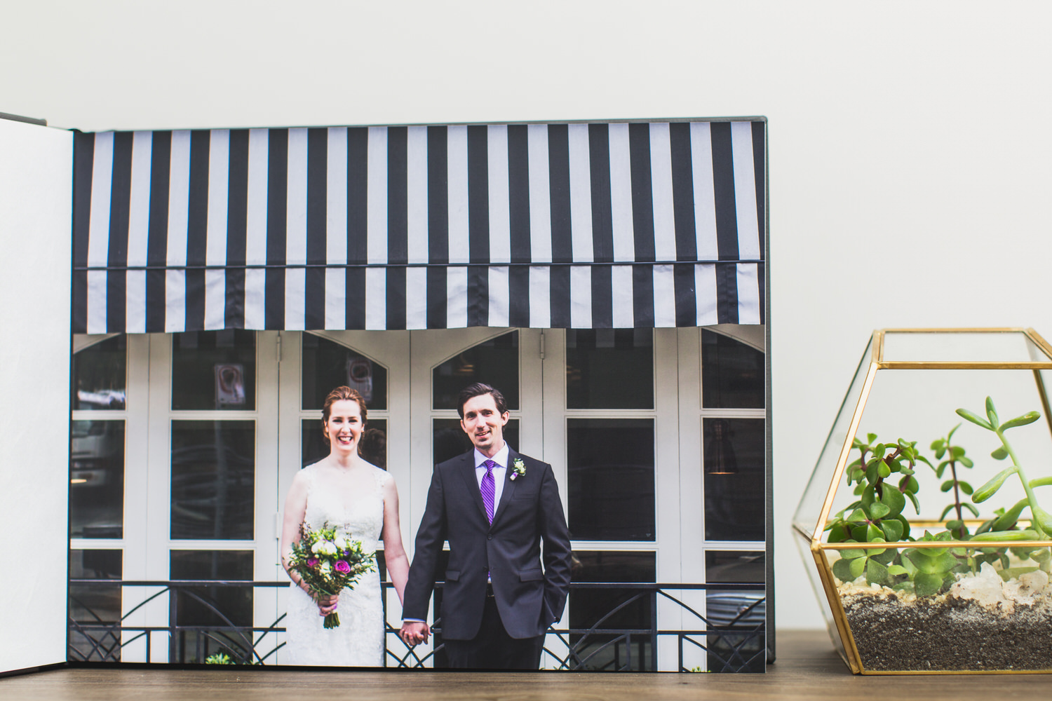 Professional Wedding albums in Vancouver