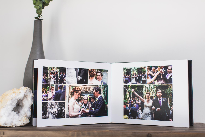 Vancouver Wedding Albums