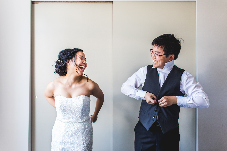 UBC Wedding on Musqueam Territory