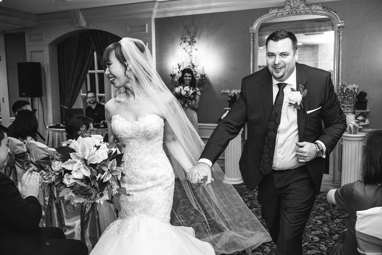 wedding ceremony Wedgewood Hotel
