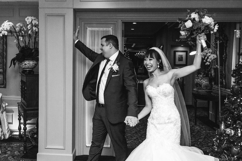 Wedgewood hotel wedding