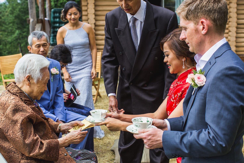 Chinese Tea Ceremony at Bodega Ridge