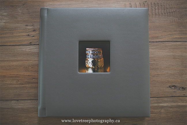 gorgeous customized wedding albums
